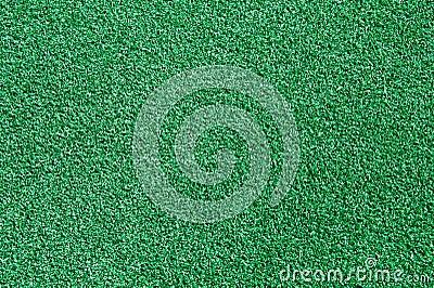 Golf green grass