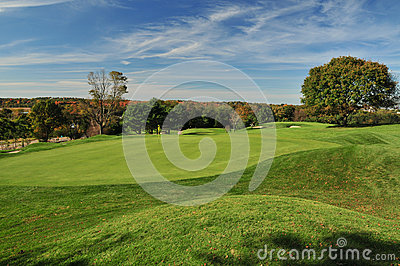 Golf Green Overlook