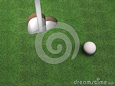 Golf Heart