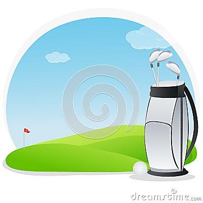 Free Golf Kit Stock Photo - 16500490