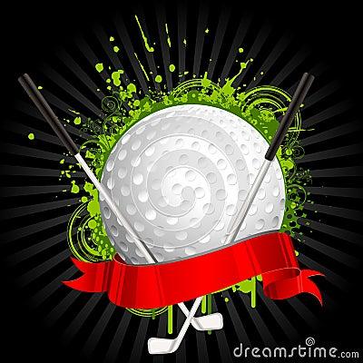 Free Golf Kit Royalty Free Stock Photos - 21081988