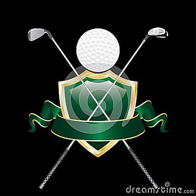 Golf like man