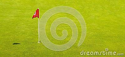 Golf-Markierungsfahne