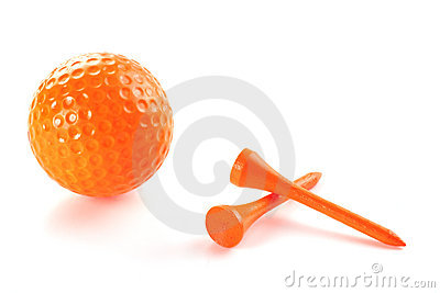 Golf In Orange