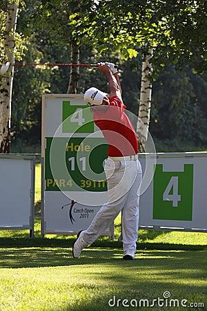Golf PGA, CELADNA, CZECH REPUBLIC Editorial Image