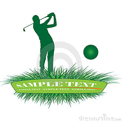 Free Golf Player Stock Photography - 4774322