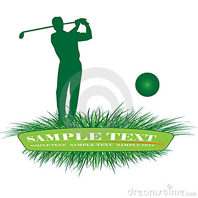 Free Golf Player Stock Photo - 5356960