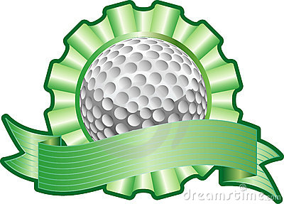 Golf ribbon