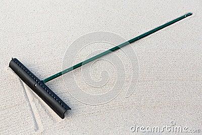 Golf Sand Rake