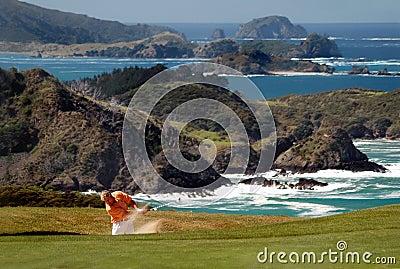 Golf - Sand trap
