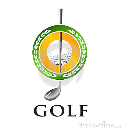 Golf seal Logo