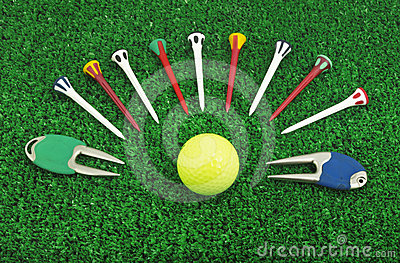 Golf set accessory