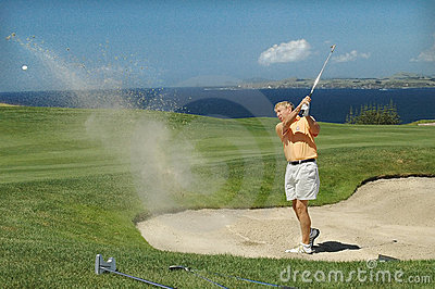 Golf - The Trap