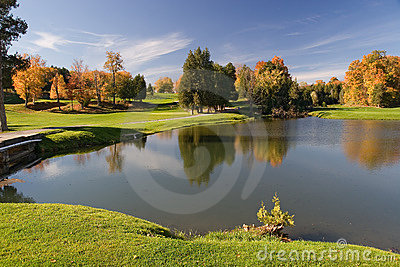 Golf view 09