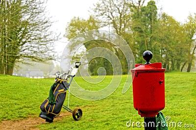 Golf wash