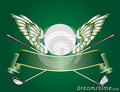 Golf wings