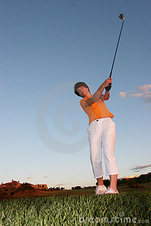 Golfarelady