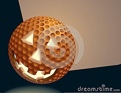 GolfballPumpkin
