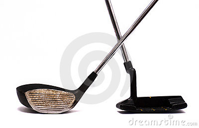 Golfclubs Stockfotos - Bild: 22995093