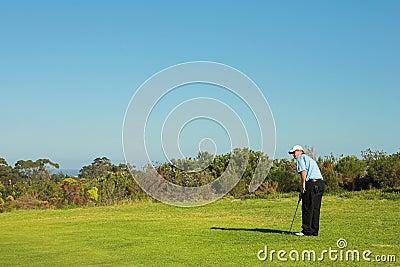Golfer #39