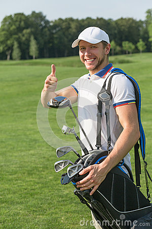 Free Golfer Stock Images - 58343544