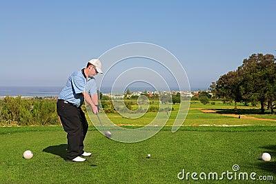 Golfer #64