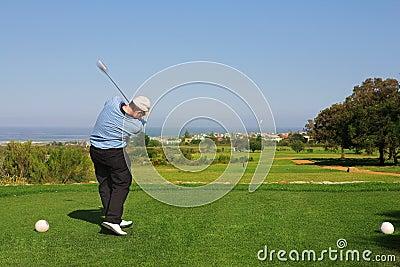 Golfer #66