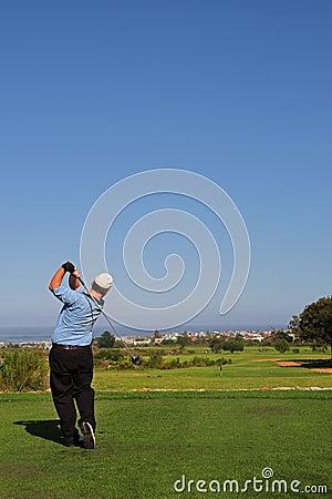 Golfer #67