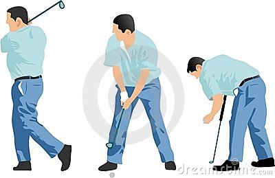 Golfer Sequence