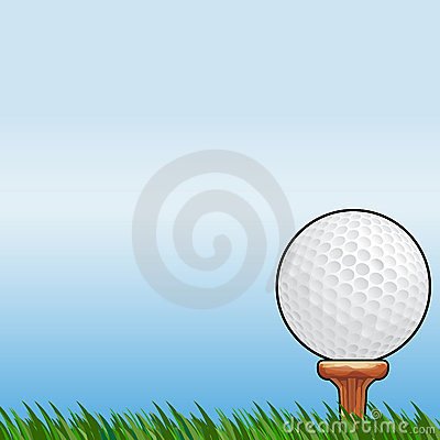Golfing with clipping path