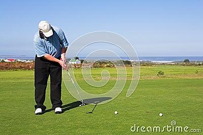 Golfspieler #56