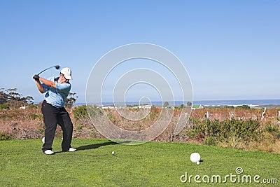 Golfspieler #60