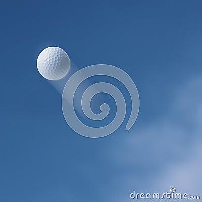 Free Golg Ball Stock Photography - 92343802
