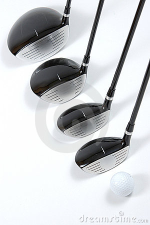 Free Golg Clubs Stock Photography - 13975162