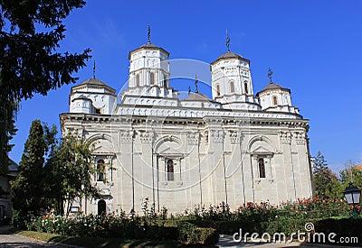 Golia Monastery.