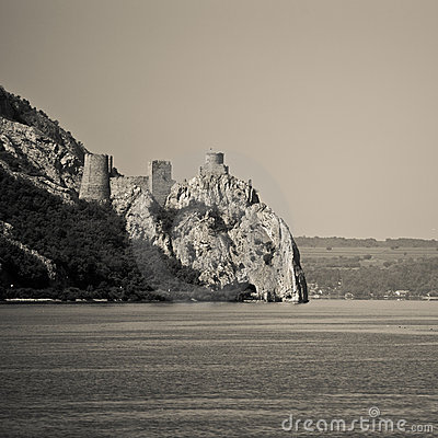 Golubac Fortress Stock Photo - Image: 21032870
