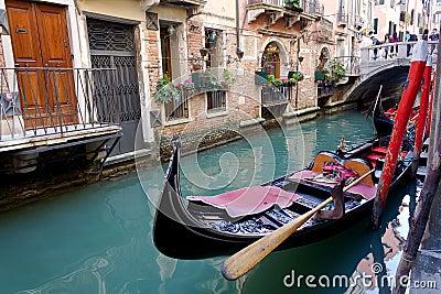 Gondola. Editorial Photo