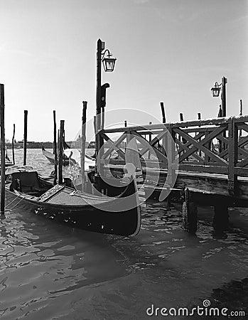 Free Gondola Stock Photography - 463842