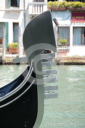 Free Gondola Detail Royalty Free Stock Photography - 56586897