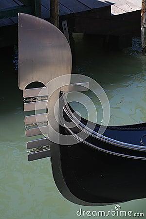 Gondola Ferro
