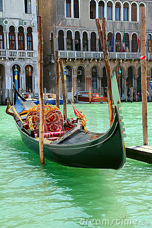 Free Gondola In Venice Stock Photos - 18881053