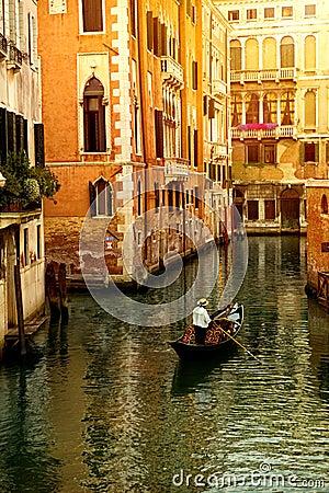 Free Gondola In Venice Stock Photos - 41708713