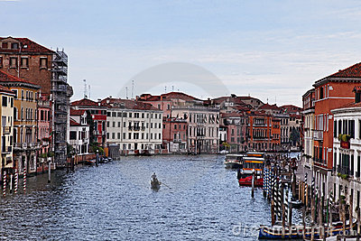 Gondolier Editorial Image