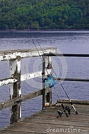 Free Gone Fishin  Stock Image - 1175681