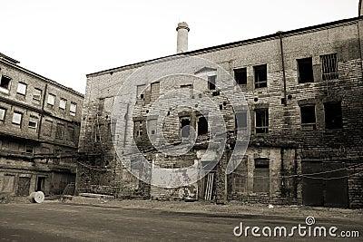 Gone industrial