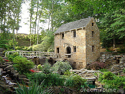 Gone with the Wind movie location, The Old Mill