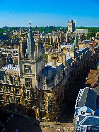 Gonville and Caius College, Cambridge University