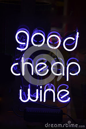 Good Cheap Wine