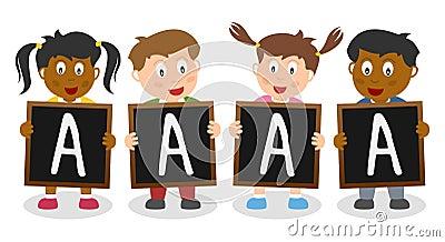 Good Grade Blackboard Kids