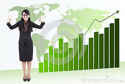 Good growth of global business